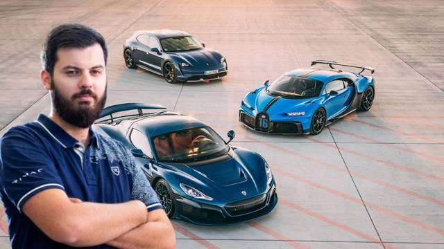 Rimac preuzeo Bugatti, sjedište nove tvrtke bit će u Hrvatskoj!