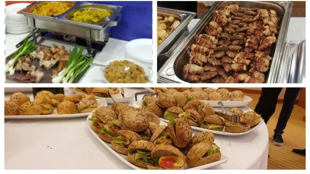 Od janjetine do sendviča: Evo što jedu u stožerima stranaka