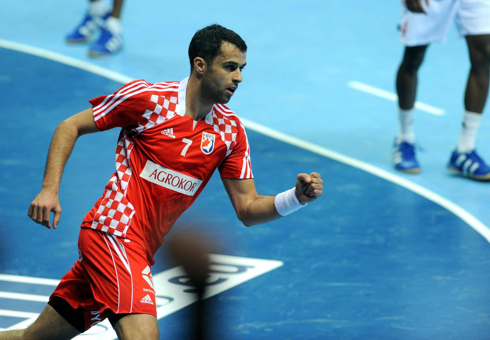 Men's World Handball Championship 2009 - Group B - Croatia - Croatia - Cuba