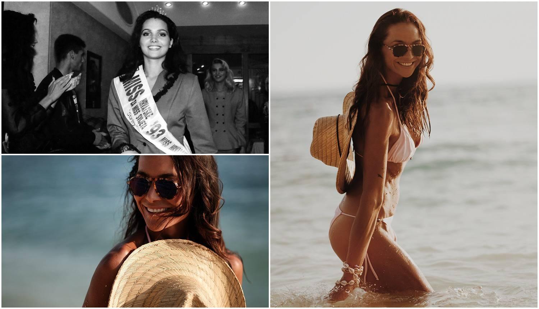 Bila miss prije 26 godina: Fani Čapalija se vratila ulozi modela