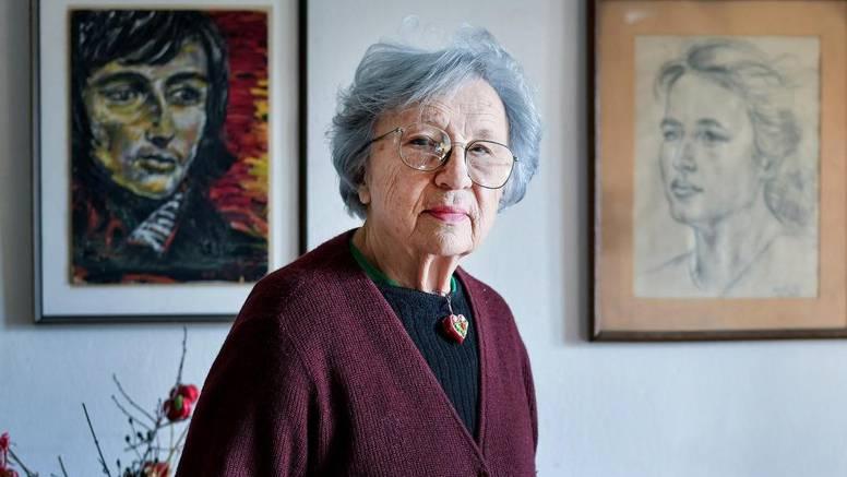 Milka Babović (92) ima koronu