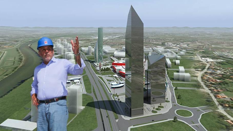 GUP nije glup: Arapi neće moći odmah početi graditi na Savi
