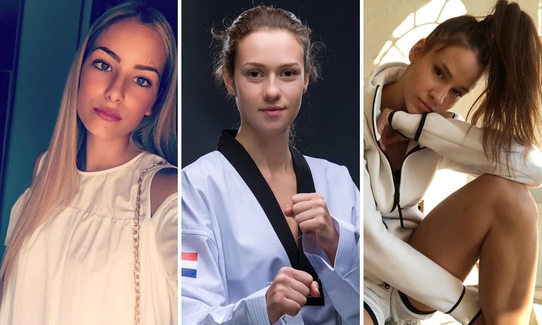 Supercure! Tri zlata za naše taekwondo reprezentativke