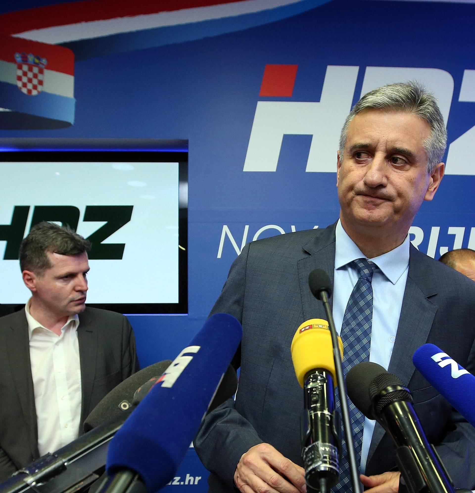 'Odlazim iz Vlade, neka Petrov i premijer Orešković učine isto'