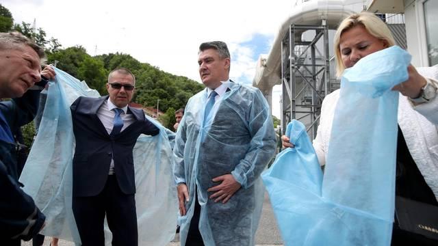Hum na Sutli: Predsjednik Milanović sudjelovao na 30. susretu Liderovog Kluba izvoznika