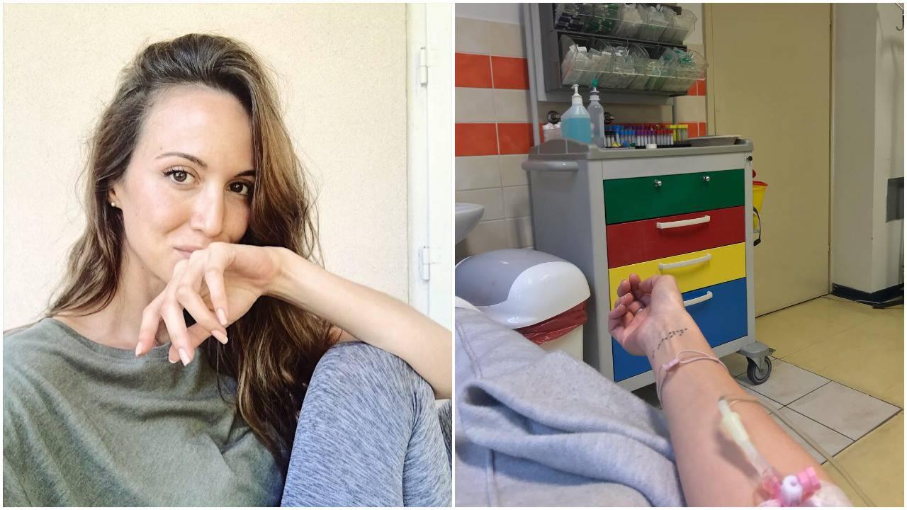 Nika Antolos je u bolnici: Mogu ja sve, ali moje tijelo baš i ne...