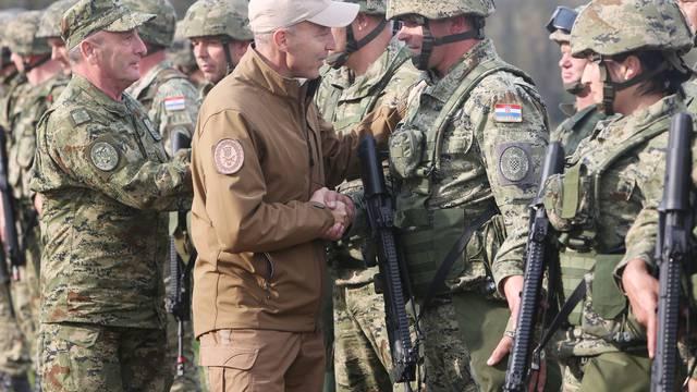Njemački general pohvalio je hrvatske vojnike u Afganistanu