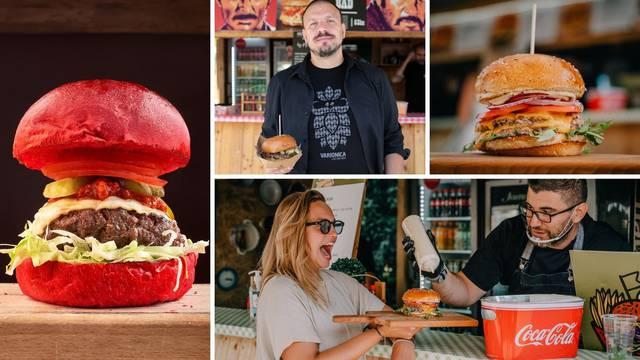 Burgermanija: Gušta se u burgerima od lososa i bifteka