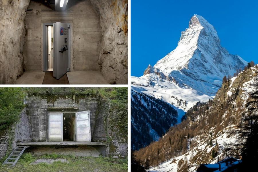 Bogataši ne vjeruju  bankama, zlato čuvaju duboko u Alpama