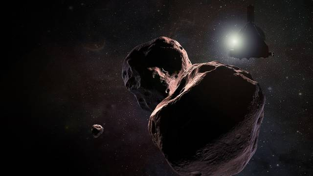 I to na kraju Sunčevog sustava: Stigli do najudaljenijeg 'svijeta'