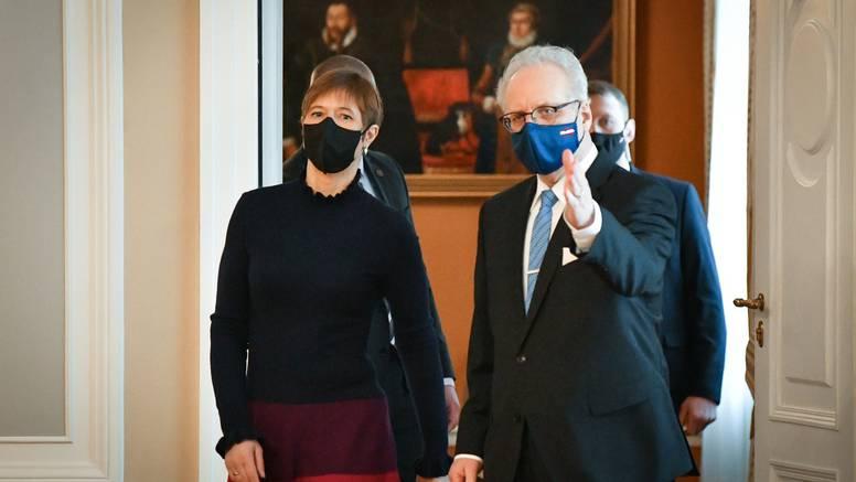 Estonska predsjednica u Beču: Lukašenkov teroristički napad je sponzorirala njegova država
