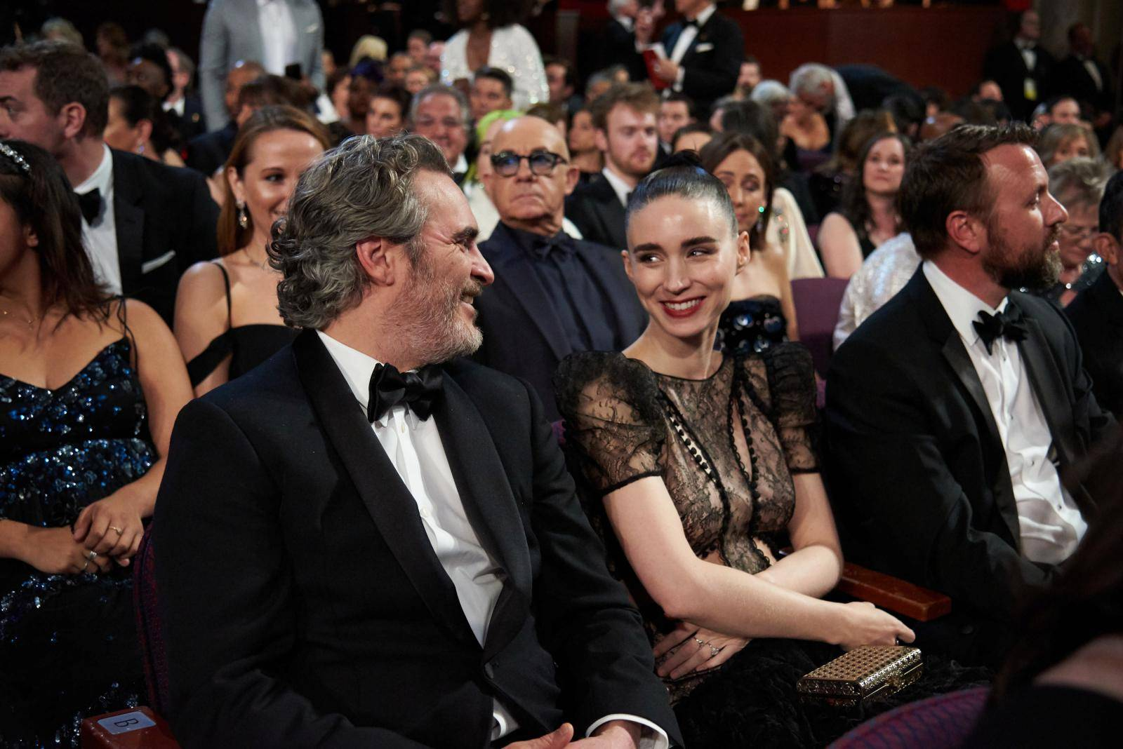 92nd Academy Awards - Audience