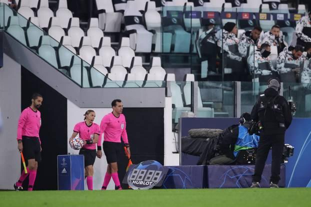 Juventus v Dynamo Kyiv - UEFA Champions League - Allianz Stadium