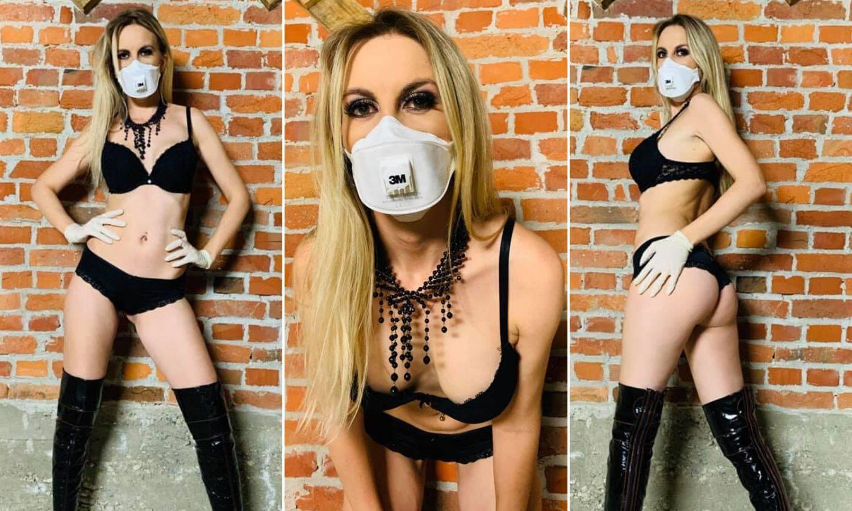 'Maske odbijaju virus kao što tange pokrivaju stražnjicu...'