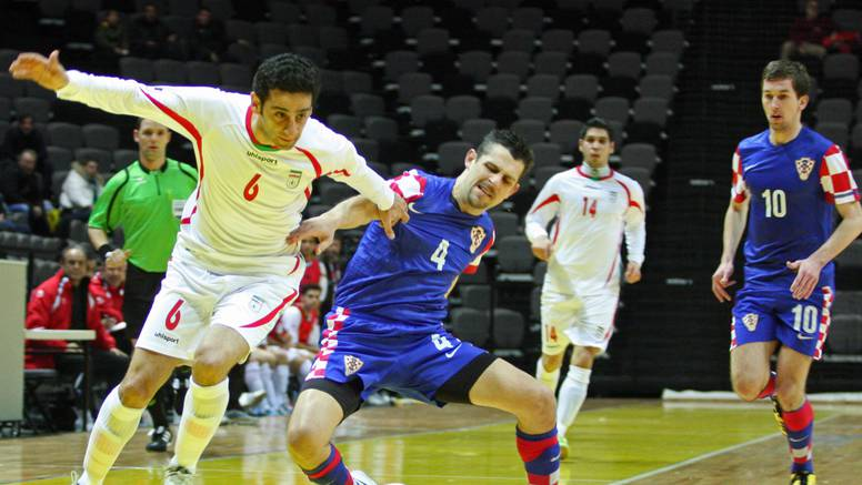 'Nije ovo slučajno, Hrvatska je u futsalu među Top 5 u Europi'