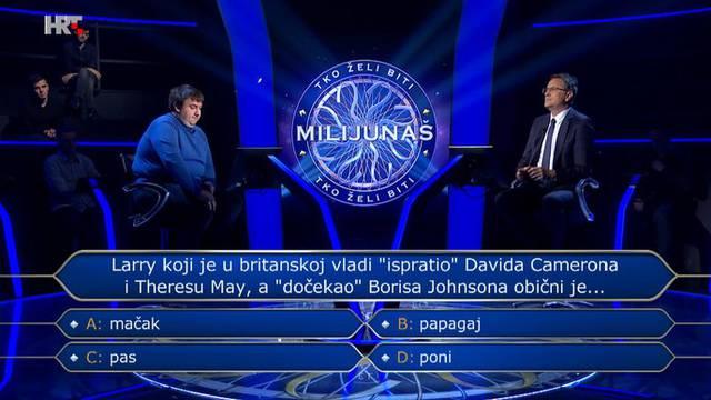 Ispao zbog pitanja o ljubimcu u britanskoj vladi. Biste li znali?
