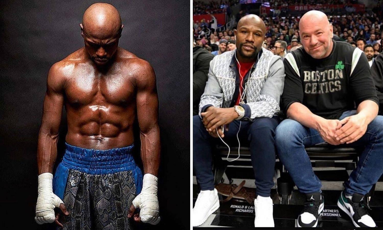 Mirovina je dugo trajala: Floyd se vraća borbama 2020. godine