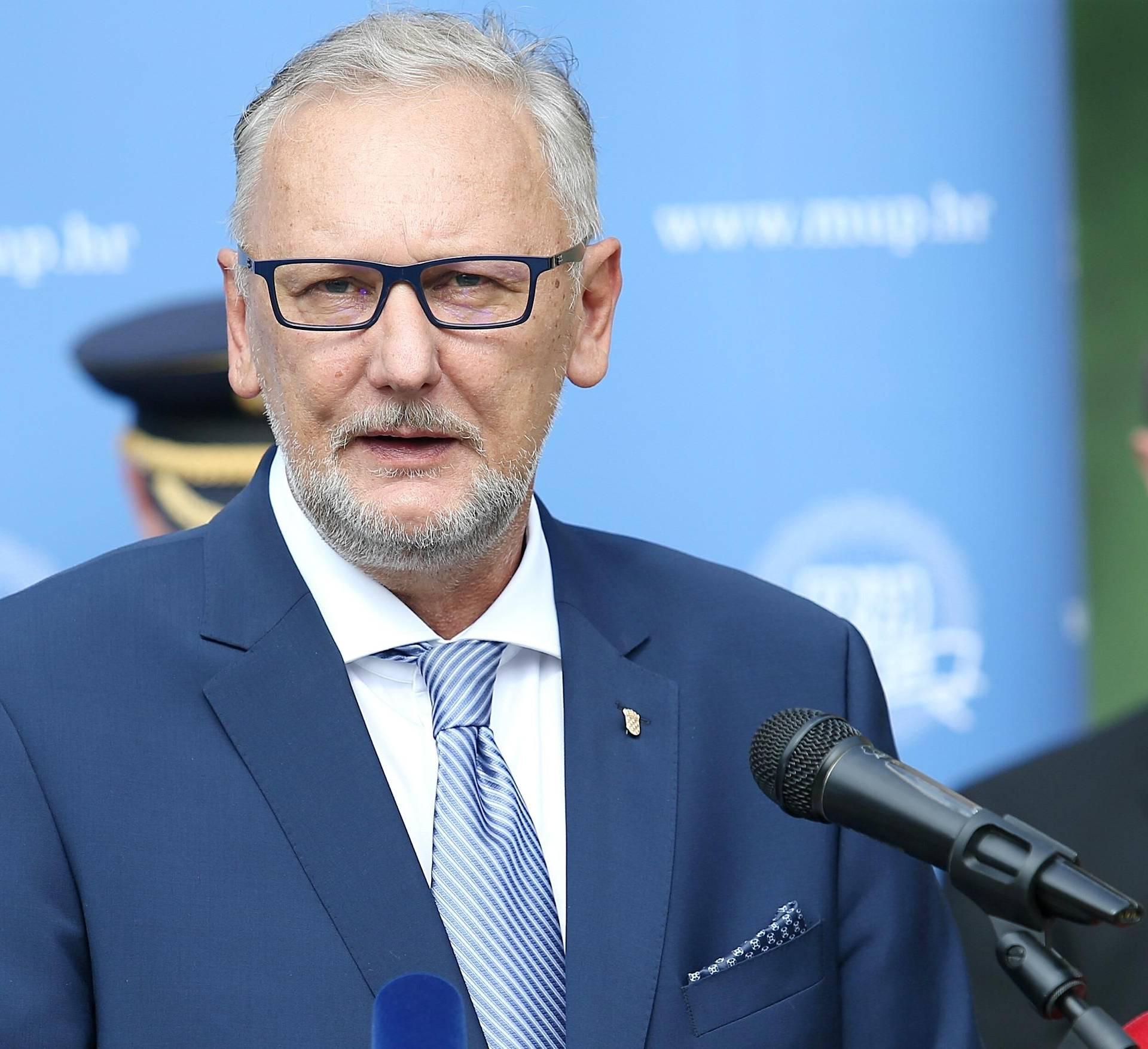 Božinović: 'Cilj je da dogodine budemo spremni za Schengen'