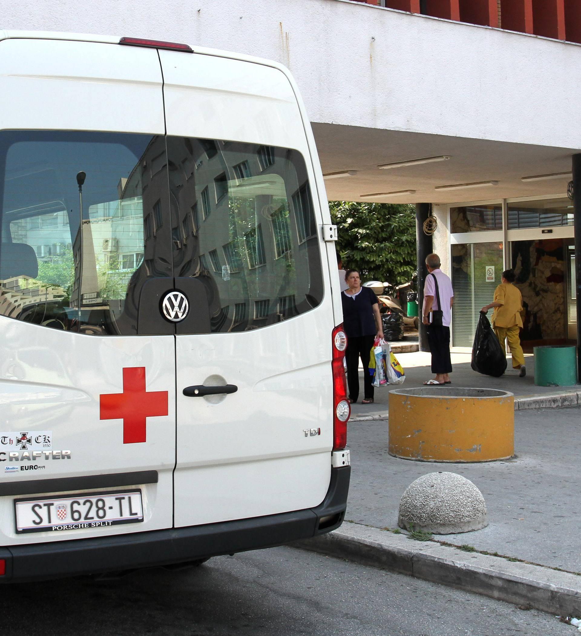 Bivši policajac koji je prijetio u KBC-u Split završio u zatvoru