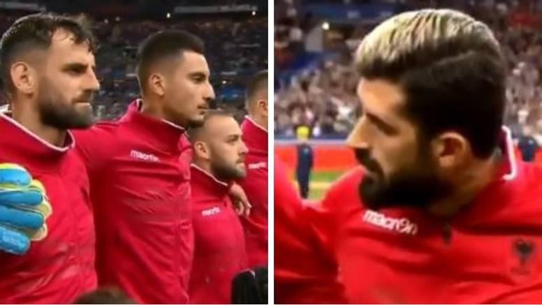 Albancima u Francuskoj svirala himna Andore, odbili su igrati