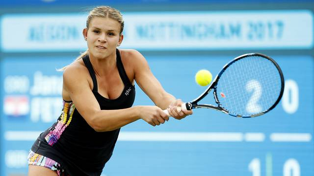 AEGON Championships - Nottingham - Ladies 1st Round