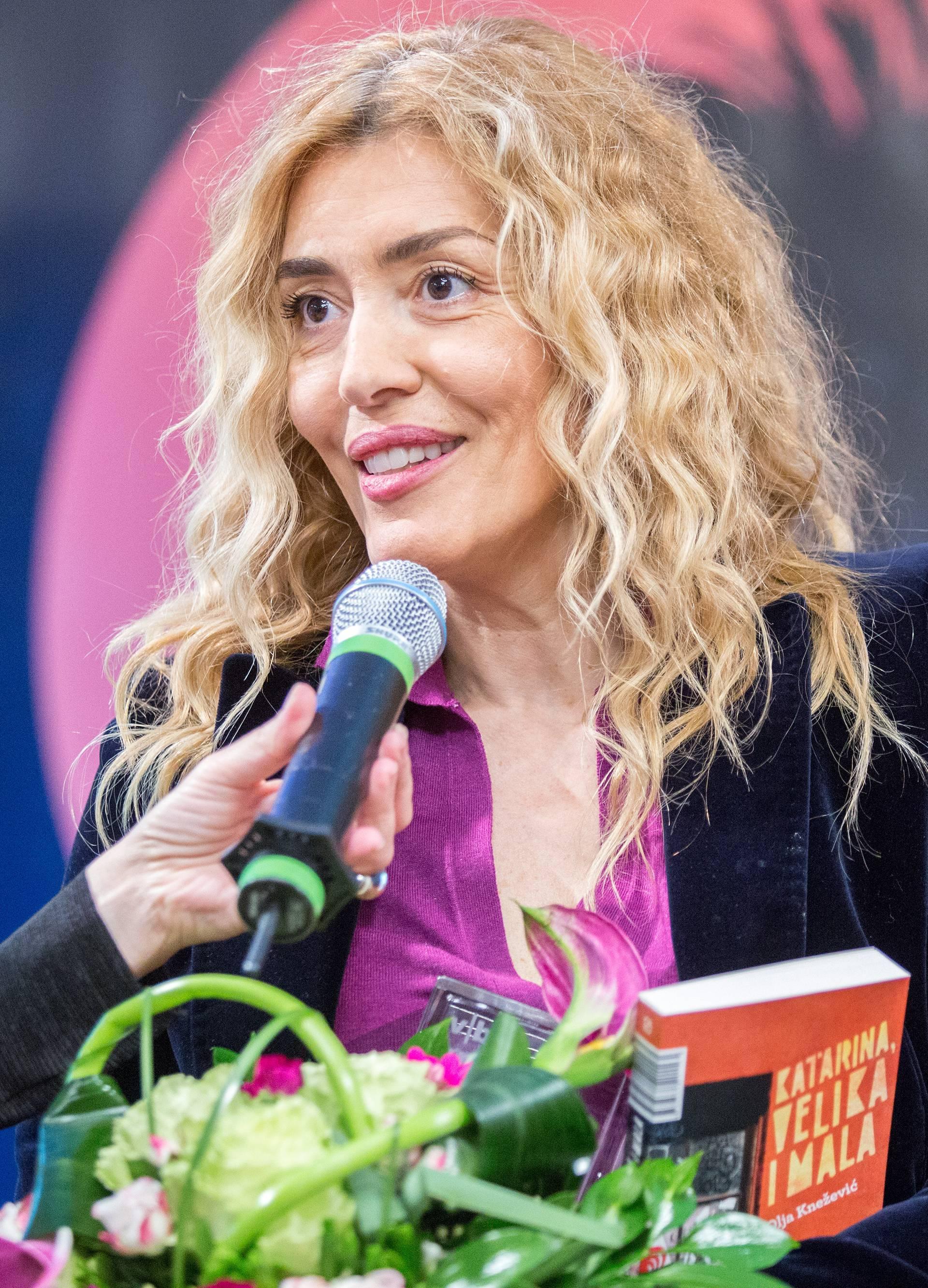 Nominirana za Frica: Roman je nemoguće pisati bez discipline