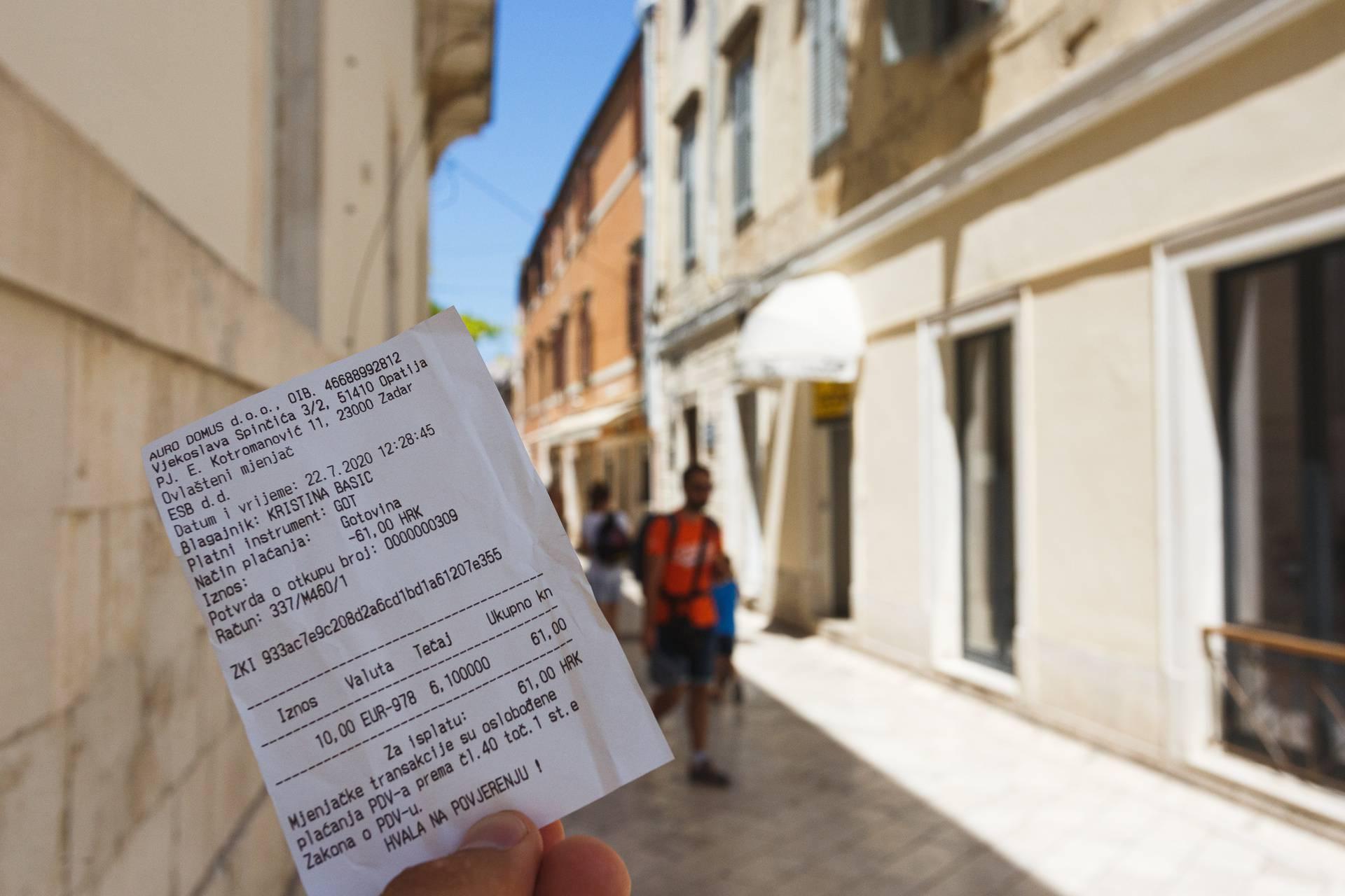 'Za 100 eura dobije se samo 610 kuna, kao da smo namagarčeni'