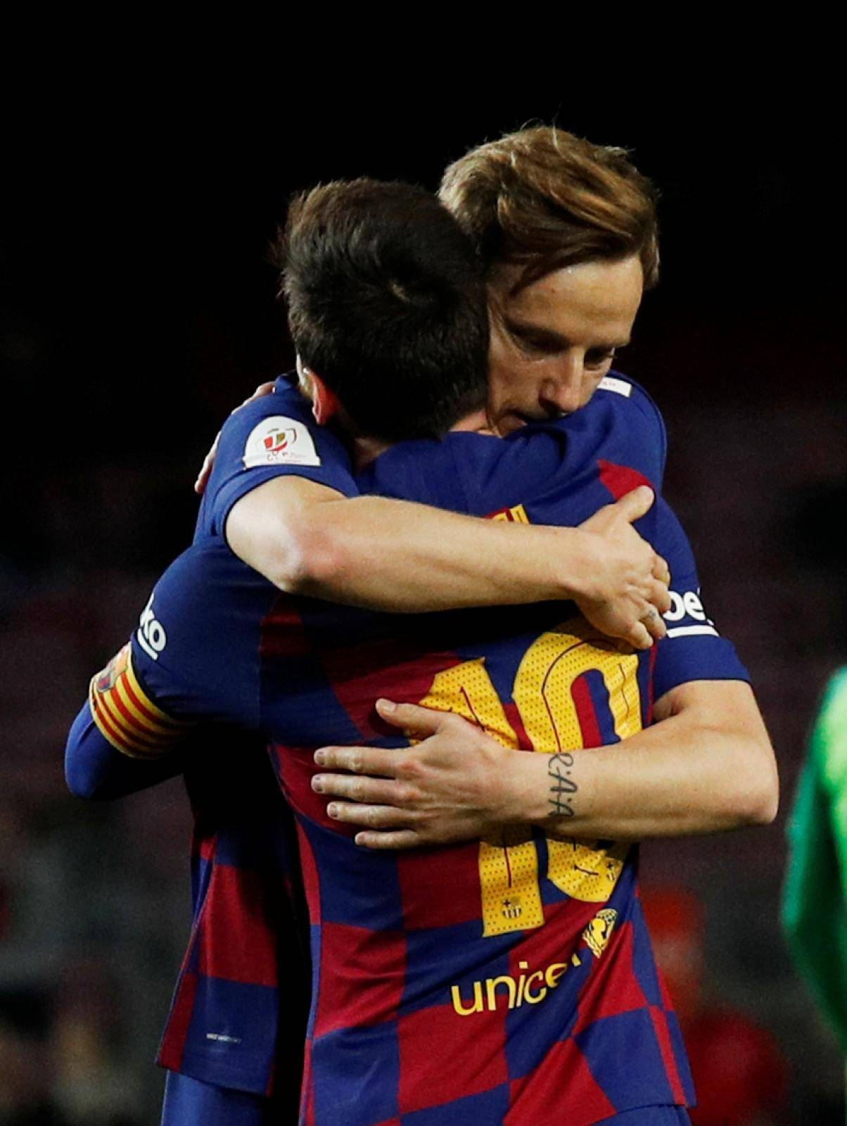 Copa del Rey - Round of 16 - FC Barcelona v Leganes