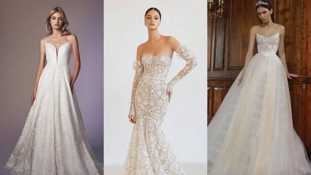 Haljine inspirirane balerinama i rukavi koji se skidaju hitovi su Bridal tjedna mode u New Yorku