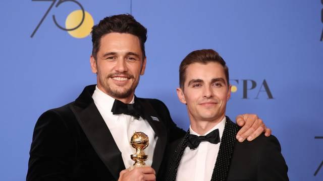 75th Golden Globe Awards – Photo Room – Beverly Hills