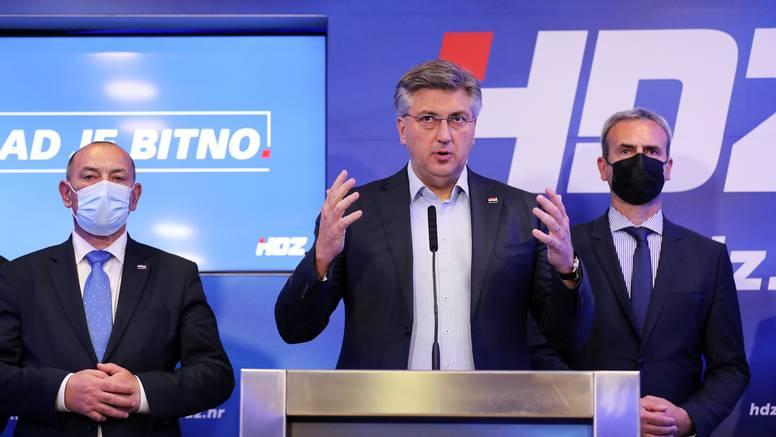 Andrej Plenković: HDZ je pravi pobjednik izbora, imamo najviše župana i gradonačelnika