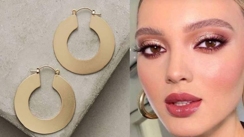 Nakit koji licu daje elegantan sjaj: Velike okrugle naušnice u tonovima zlata, srebra i bronce