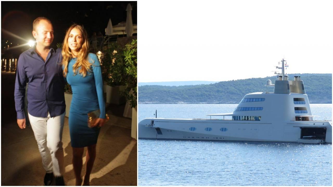 Sandra Nikolić za rođendan je dobila 120-metarsku jahtu...