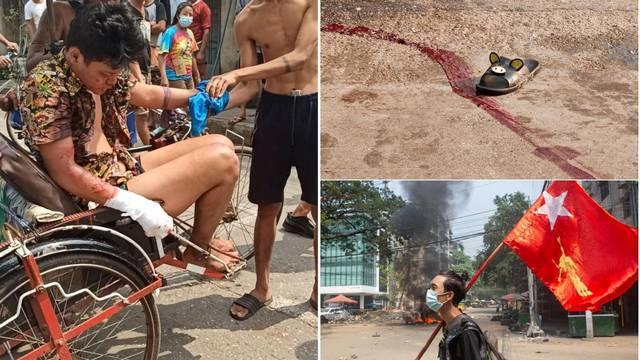 Pucali su i po djeci... Globalna osuda najkrvavijeg dana u Mjanmaru od puča u veljači