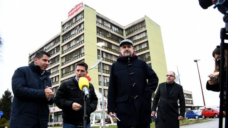 Grmoja i Troskot u Koprivnici:  Dalić nema reference, trebali su raspisati natječaj za Podravku