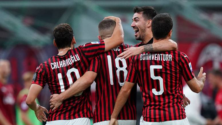 Rebić asistirao Hernandezu, Milan uzeo bod Napoliju...