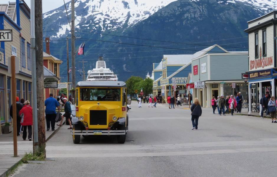 Selo na Aljasci: Novac im raste na drveću, samo ga treba uzeti