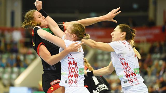 Handball: Germany - Belarus