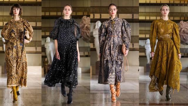 Ulla Johnson ima pozivnicu za boho cure željne laganih haljina