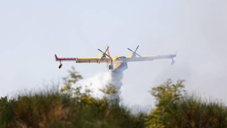 'Požar je stavljen pod nadzor. Izgorjelo je 20 hektara raslinja'