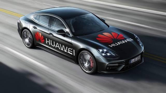 Ovu Porscheovu jurilicu vozit će Huaweijev pametni telefon