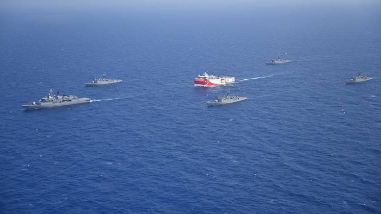Grčka ne želi pregovarati s Turskom dok ne povuče brod