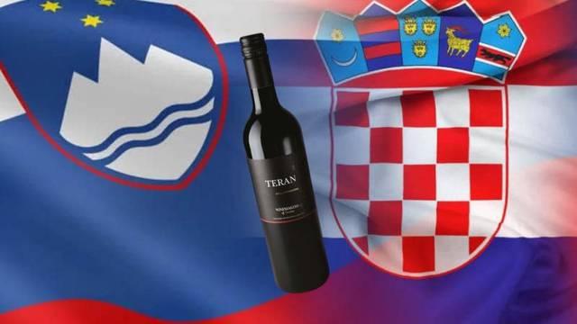 Opet izgubili tužbu: Slovenci, teran je lahko tudi hrvaški!
