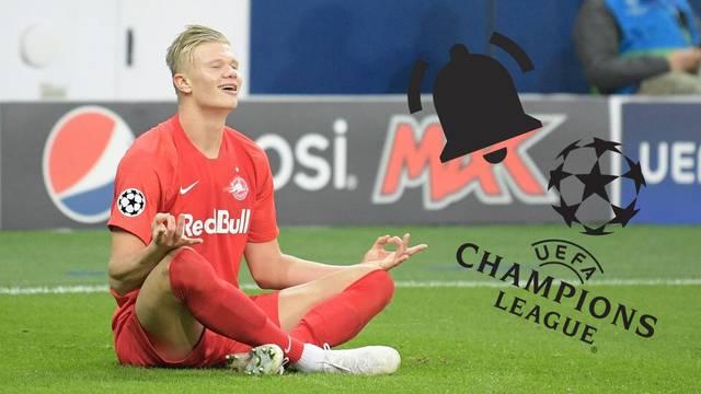 'Spavam s loptama, cure su mi! Alarm mi je himna Lige prvaka'