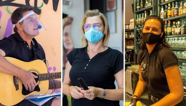 'Teško je raditi po vrućinama s maskom na licu, ali navikli smo'