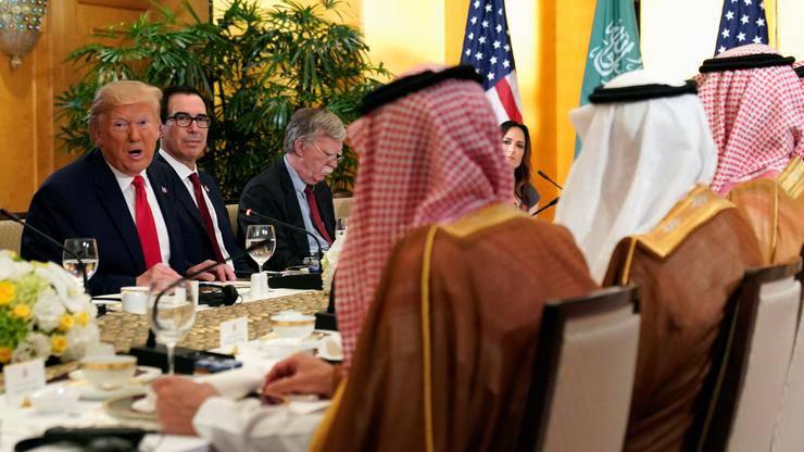 Zašto Donald Trump sluša naredbe iz Saudijske Arabije?