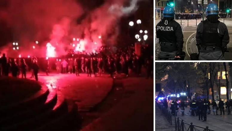 Boysi grmjeli u Milanu: Ti si ponos mog Zagreba grada...