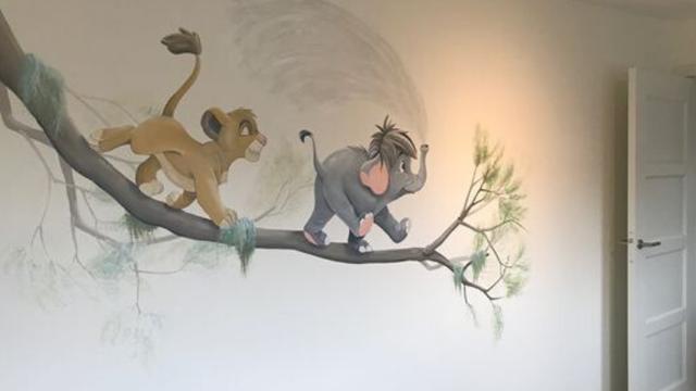 Uz malo mašte možete useliti  'Kralja lavova' u dječju sobu