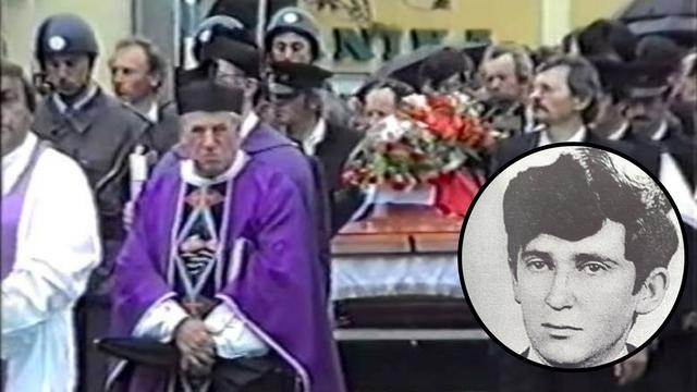 Smrt u četničkoj zasjedi: Vladi Laučanu (30) pucali su u leđa