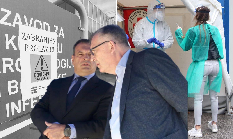 Imamo 2378 novozaraženih i najviše mrtvih od početka epidemije u Hrvatskoj - 23
